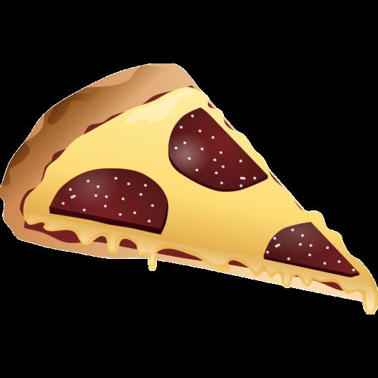 Pizza Con Gamberetti (32cm)
